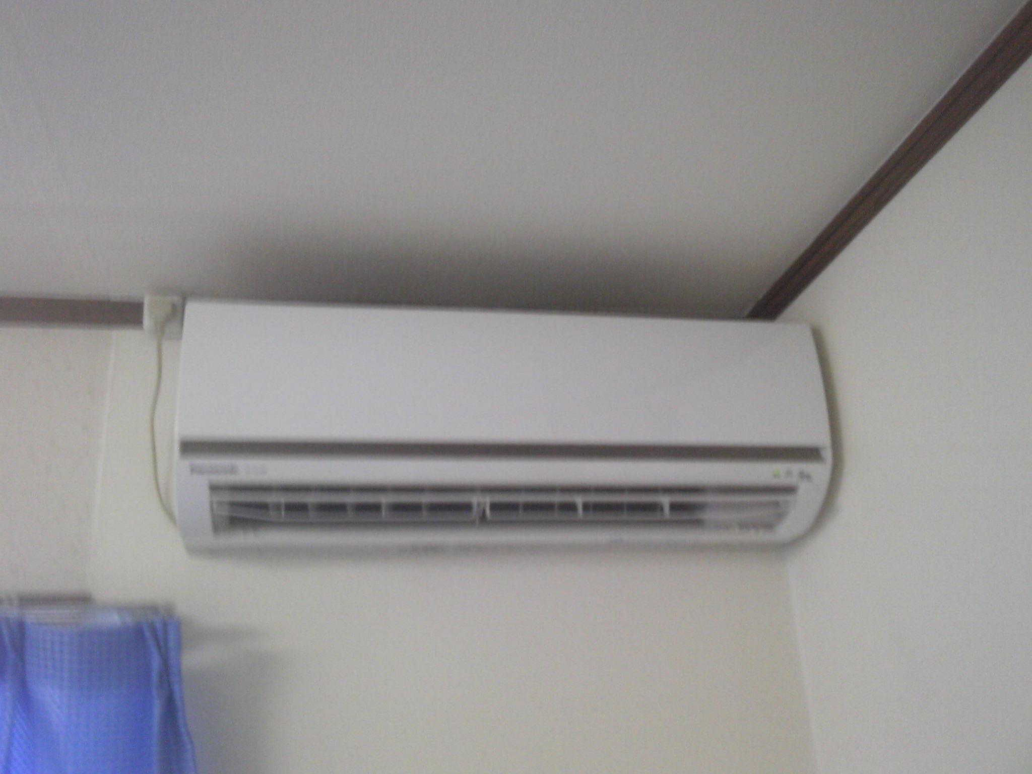 エアコン電源工事